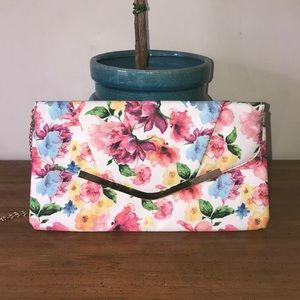 Spring purse and/or clutch